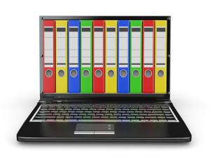 archive laptop